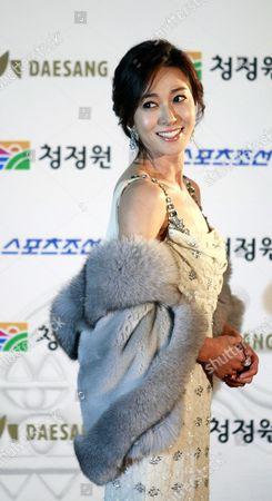 Editorial picture of South Korea Blue Dragon Film Awards 2011 - Nov 2011