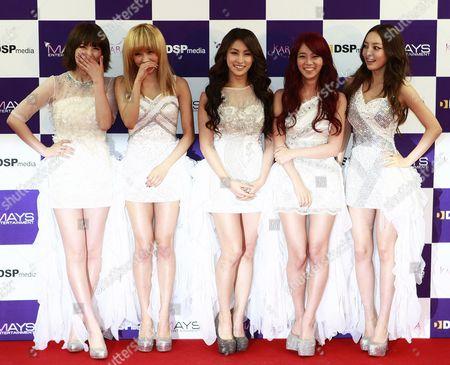 Editorial photo of South Korea Music - Feb 2012