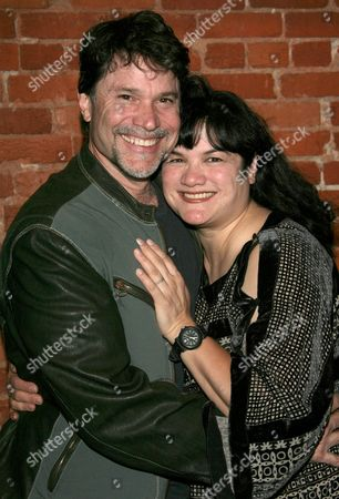 Peter Reckell and his wife Kelly Moneymaker