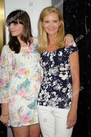 Sadie Friedman and Joan Allen