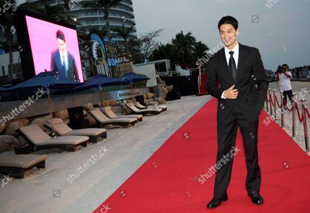 Editorial image of Thailand Hua Hin Film Festival 2012 - Jan 2012