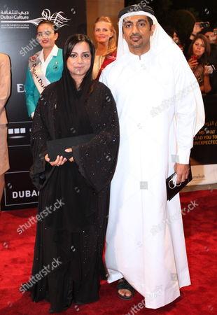Editorial picture of Uae Dubai International Film Festival 2011 - Dec 2011