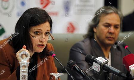 Editorial picture of Algeria Unesco Soccer Charity Match - Apr 2012