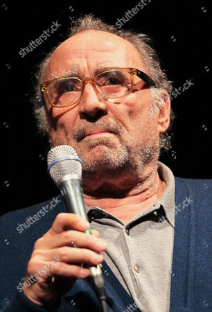 French Actor Claude Brasseur During the Premiere of 'Quand Je Serai Petit' at the Opening Night of Brussels Film Festival in Brussels Belgium 08 June 2012 the Brussels Film Festival 2012 Celebrates Its 10th Years Anniversary Belgium Brussels