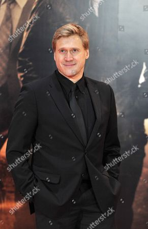 Finnish Actor Samuli Edelmann Arrives For the Premiere of 'Mission: Impossible - Ghost Protocol' in London Britain 13 December 2011 the Movie Opens in Britain on 21 December United Kingdom London