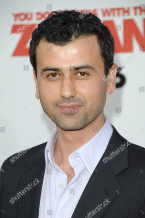 Editorial photo of 'You Don't Mess with The Zohan' film premiere, Hollywood, Los Angeles, America  - 28 May 2008