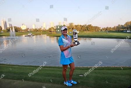 Editorial image of Uae Omega Dubai Ladies Masters - Dec 2011