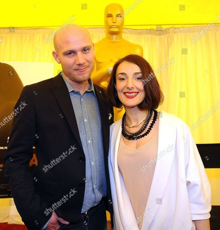 Editorial photo of Usa 84th Academy Awards Foreign Film - Feb 2012