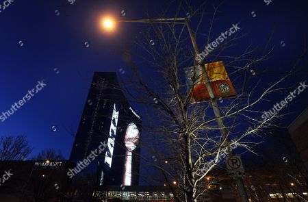 Editorial picture of Usa American Football Super Bowl - Jan 2012