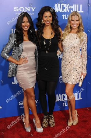 Editorial picture of Usa Cinema Jack and Jill Premiere - Nov 2011