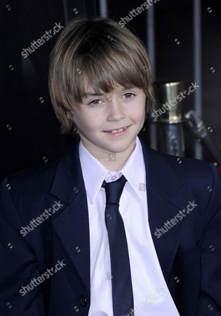 Canadian Actor and Cast Member John Paul Ruttan Arrives For the Premiere of 'This Means War' in Hollywood California Usa 08 February 2012 United States Hollywood