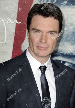 Stock Photo of Canadian Actor and Cast Member Christopher Shyer Arrives For the World Premiere of 'J Edgar' in Los Angeles California Usa 03 November 2011 'J Edgar' is the Opening Night Gala of Afi Fest 2011 United States Los Angeles