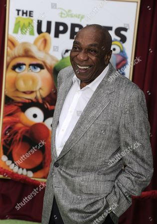 Us Actor and Cast Member Bill Cobbs Arrives For the World Premiere of 'The Muppets' in Los Angeles California Usa 12 November 2011 United States Los Angeles