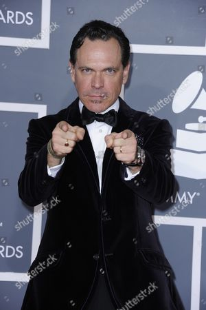 Jazz Vocalist Kurt Elling Arrives For the 54th Annual Grammy Awards at the Staples Center in Los Angeles California Usa 12 February 2012 United States Los Angeles