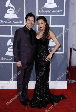 Editorial image of Usa Grammy Awards 2012 - Feb 2012