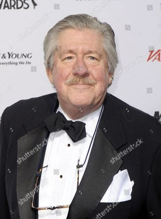 Stock Image of Actor Edward Herrmann of the United States Arrives For the 39th International Emmy Awards Held at the Hilton Hotel in New York New York Usa 21 November 2011 United States New York