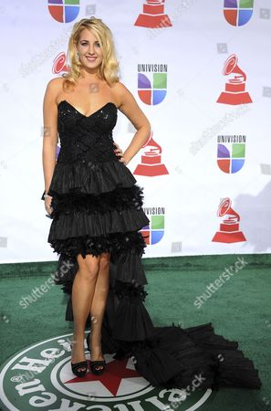 Daughter of Exiled Constantine Ii of Greece Princess Theodora of Greece and Denmark Arrives For the 12th Annual Latin Grammy Awards in Las Vegas Nevada Usa 10 November 2011 Latin Grammy Awards Recognize Artistic And/or Technical Achievement not Sales Figures Or Chart Positions and the Winners Are Determined by the Votes of Their Peers-the Qualified Voting Members of the Academy United States Las Vegas