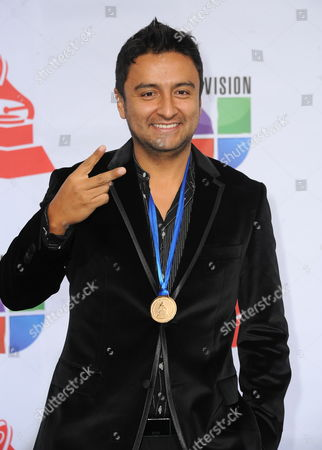 Colombian Singer Alex Campos Arrives For the 12th Annual Latin Grammy Awards in Las Vegas Nevada Usa 10 November 2011 Latin Grammy Awards Recognize Artistic And/or Technical Achievement not Sales Figures Or Chart Positions and the Winners Are Determined by the Votes of Their Peers-the Qualified Voting Members of the Academy United States Las Vegas