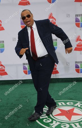 Stock Image of Cuban Musician and Composer Chuchito Valdes at the 12th Annual Latin Grammy Awards in Las Vegas Nevada Usa 10 November 2011 Latin Grammy Awards Recognizes Artistic And/or Technical Achievement not Sales Figures Or Chart Positions and the Winners Are Determined by the Votes of Their Peers - the Qualified Voting Members of the Academy United States Las Vegas