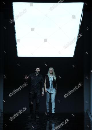 Editorial photo of Usa New York Fashion Week - Feb 2012