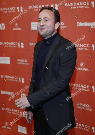 Stock Photo of French Actor Alex Nahon Arrives For the Premier of the Movie '2 Days in New York' at the 2012 Sundance Film Festival in Park City Utah Usa 23 January 2012 the Festival Runs From the 19th to the 29th of January in Park City United States Park City