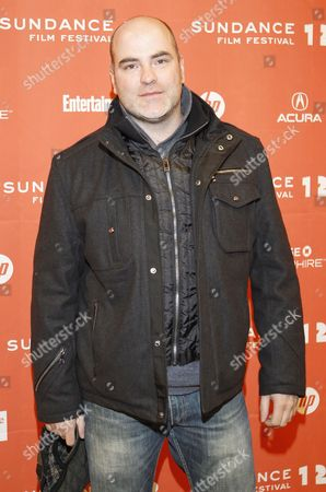 Stock Picture of Us Actor James Babson Arrives For the Premier of the Movie 'The Words' at the 2012 Sundance Film Festival in Park City Utah Usa 25 January 2012 the Festival Runs From the 19 to 29 of January in Park City United States Park City
