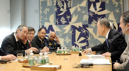 Editorial image of Usa United Nations Guatemala - Dec 2011