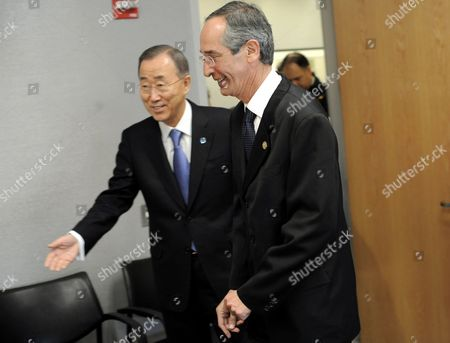 Editorial picture of Usa United Nations Guatemala - Dec 2011