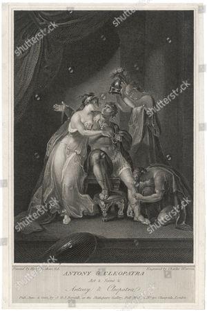 Anthony and Cleopatra Act Iv Scene Iv