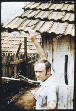 Guy Lyon Playfair Researcher Investigates A Poltergeist in Brazil circa 1970s