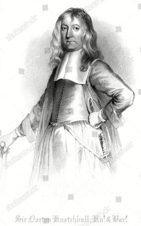 Sir Norton Knatchbull Scholar in an Age When Even Scholars Carried A Sword 1602 - 1685