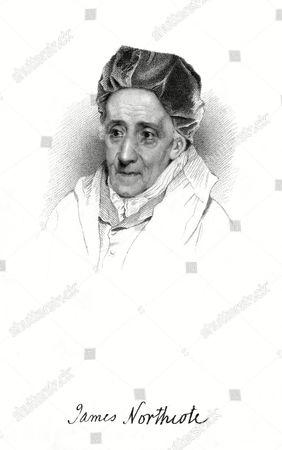 James Northcote Artist with His Autograph 1746 - 1831