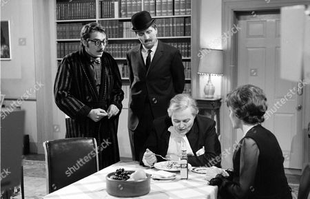 'Mrs Wilson's Diary'   TV David Battley , Stephen Lewis, Bill Wallis and Myvanwy Jenn