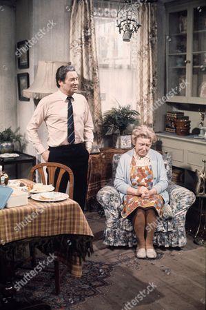 'On The Buses'   TV Episode: Goodbye Stan Reg Varney and Doris Hare