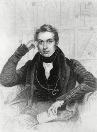 John Sterling Scholar and Writer Greatly Liked Friend of Leading Writers Especially Carlyle Who Wrote A Biography 1806 - 1844
