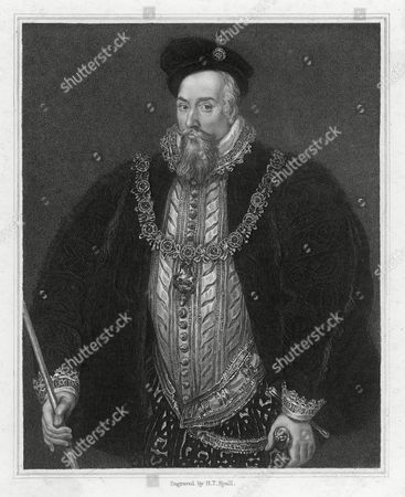 Robert Dudley 1st Earl of Leicester Fifth Son of John Dudley Duke of Northumberland English Courtier 1532? - 1588