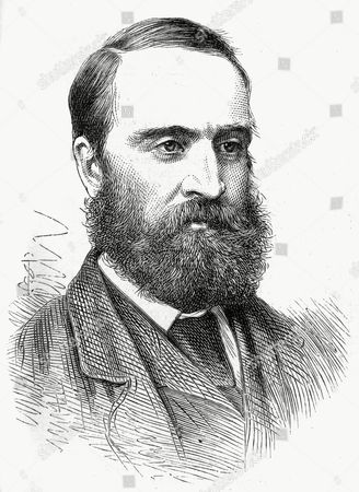 Charles Stewart Parnell(1846 - 1891) Irish Nationalist Politician Pictured in 1880 1880