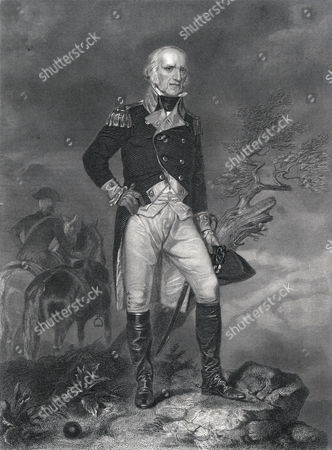 John Stark Irish-born American Revolutionary General 1728 - 1822