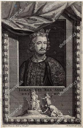 King John of England 2 of 2 1167 - 1216