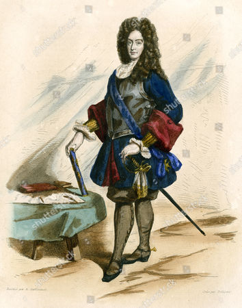 James Fitzjames Duke of Berwick Natural Son of James Ii French Marechal 1670 - 1734