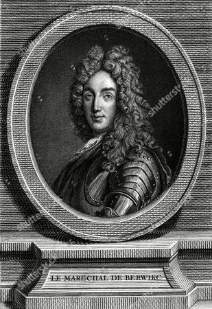 James Fitzjames Duke of Berwick Son of James Ii of England and Arabella Churchill Marechal De France 1670 - 1734