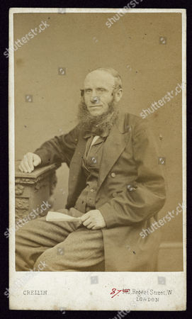 Alexander Bain Scottish Inventor and Electrician 1810 - 1877