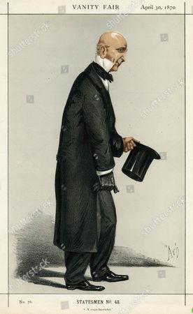 Sir John Duke Coleridge First Baron Coleridge Lawyer Lord Chief Justice (son of John Taylor Coleridge) 1820-1894
