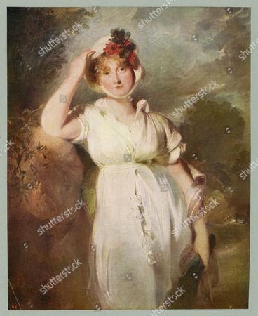 Caroline of Brunswick Wife of George Iv 1768 - 1821