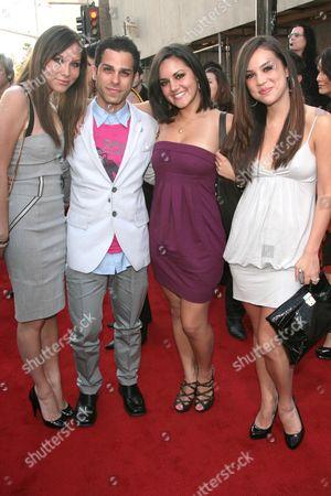 Ido Mosseri and his friends