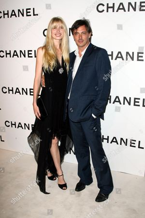 Kirsty Hume and Donovan Leitch