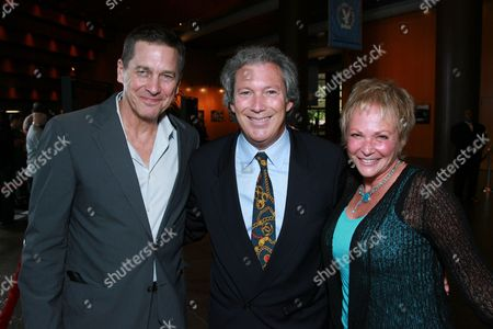 Tim Matheson, Warner Home Videos Jeff Baker and Ronnee Sass