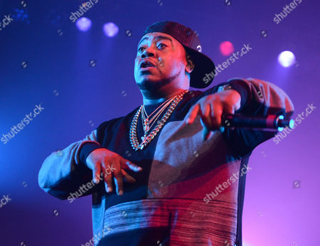 Rapper Twista performs at the Riverside Theater in Milwaukee, Wisconsin