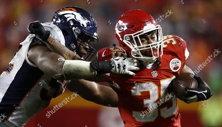 Corey Nelson and Charcandrick West