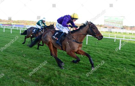 LEOPARDSTOWN LAKE TAKAPUNA and David Mullins win the Bet Through The Racing Post App Handicap Chase for trainer Jim Culloty. HEALY RACING